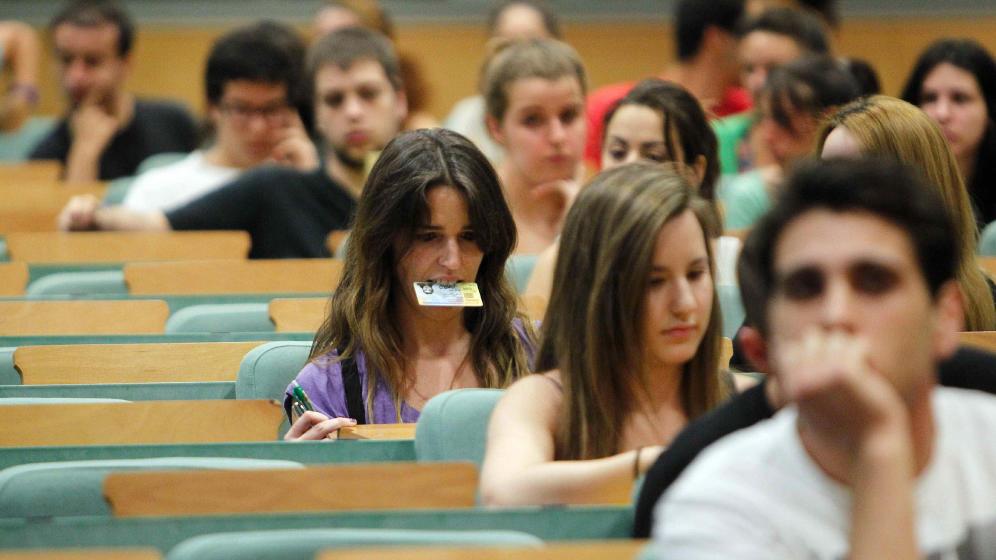 La mayoría de estudiantes de bachillerato no tienen claro qué carrera elegir