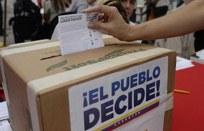 Venezuela, crisis, actores políticos y la Asamblea Constituyente como desencadenante histórico