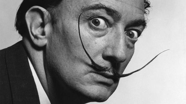 Eterno y genial Salvador Dalí