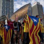 Diálogo contra diálogo en la rebelión catalana