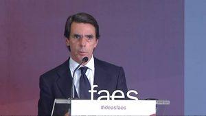 Muy bien Sr. Aznar