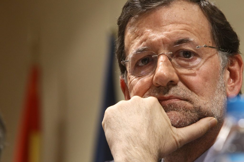 Rajoy, el ritmo del triunfador