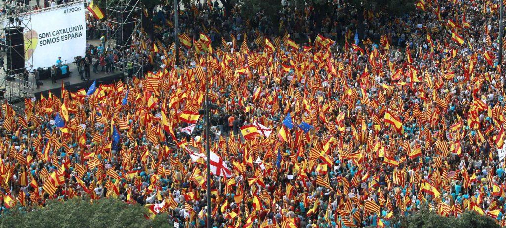 ¿Alguien dudaba del patriotismo mayoritario del pueblo español?