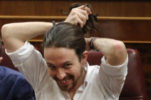 Pablo Iglesias, la imagen de la mentira