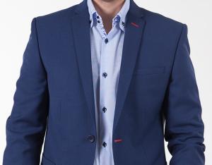 ¿Cómo ser elegante sin corbata?
