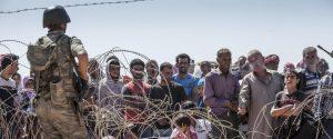 Welcome Refugees: La emoción como política deestado
