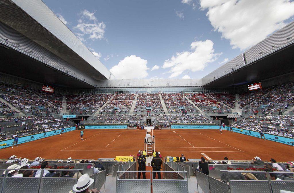 Inteligencia Artificial al servicio de los aficionados en el Mutua Madrid Open