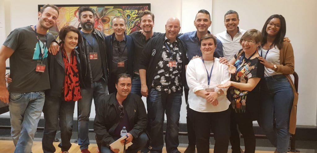 Arranque espectacular de Animayo 2018 Gran Canaria con más 3.000 personas en su primera jornada