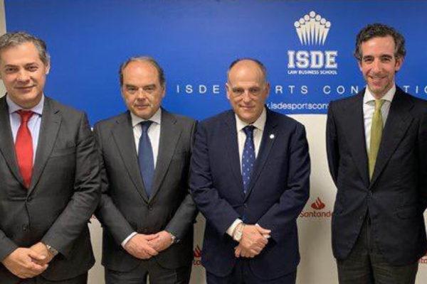 El mayor evento sobre Derecho y Deporte aterriza en mayo en Madrid