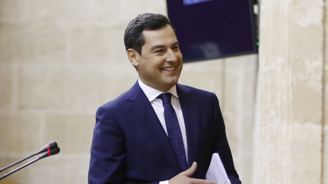 Juanma, el cambio tranquilo que Andalucía merecía