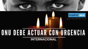 Latinoamérica vive la peor pandemia: Hambre, Pobreza, Violencia y corrupción.