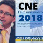 """""""Jaime Luis Lacouture Peñaloza es el candidato magistrado de Colombia que sanciono a líderes sociales"""" Daniel Mejía Lozano."""