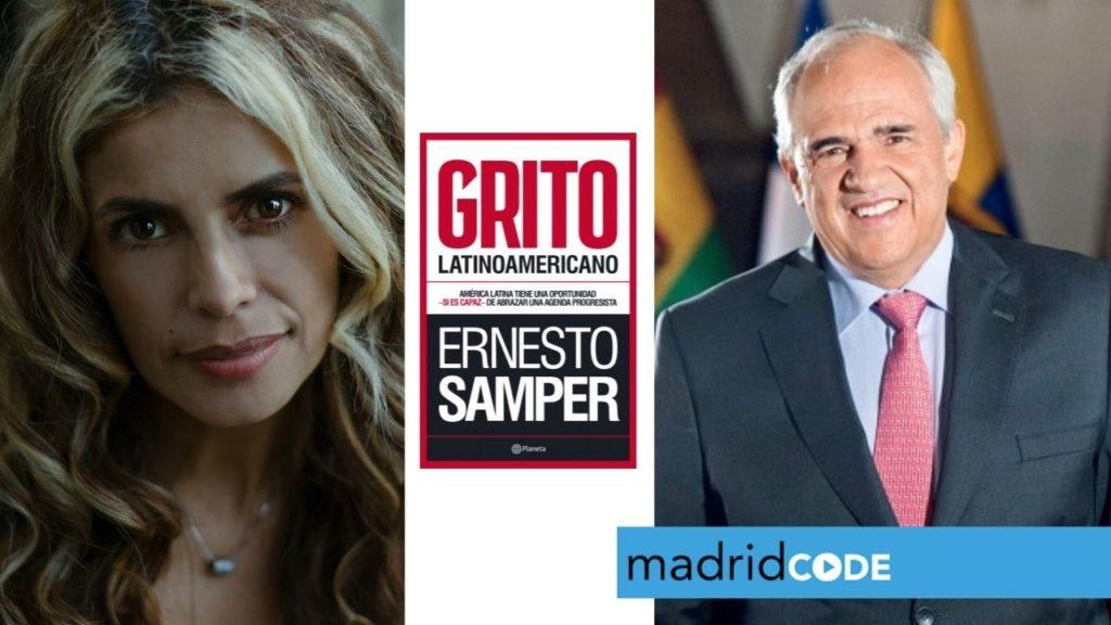 Albita Neira participará del programa Radio City en entrevista con el Ex Presidente de Colombia Ernesto Samper.