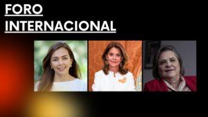 Todo listo para el Foro Internacional Impacto Mundial Hombres y Mujeres liderando.